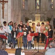 Audition en l'église de Moulis - 28 avril 2018