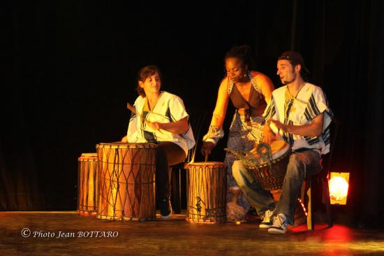 Africaine 1