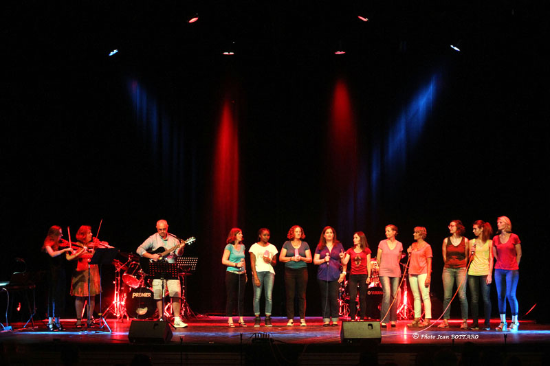 SCAPADES 2017 - concert chanteurs