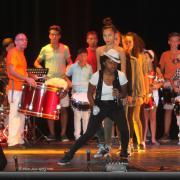 SCAPADES 2017 - concert et danseuse