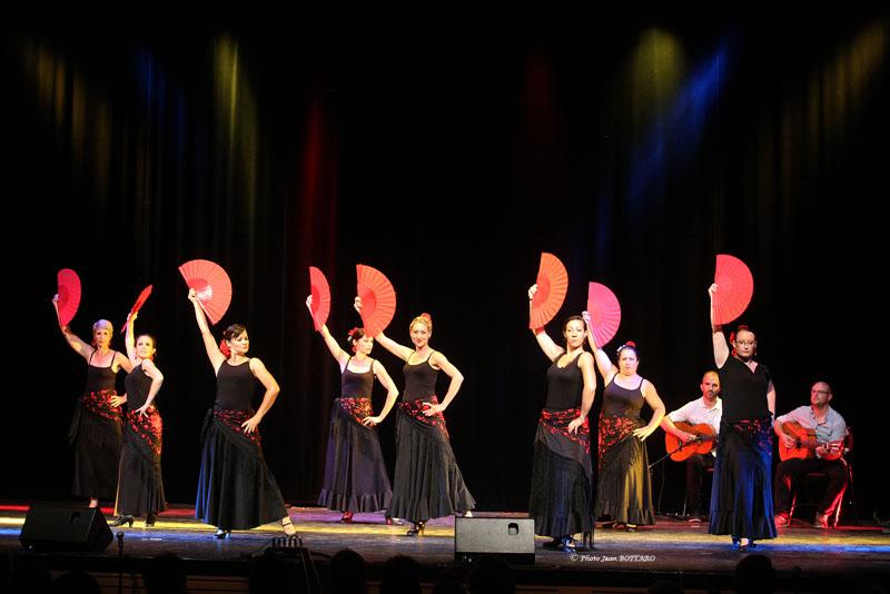 SCAPADES 2017 - flamenco éventails