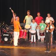 SCAPADES 2017 - percussions au concert