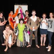 SCAPADES 2017 - théâtre groupe 3