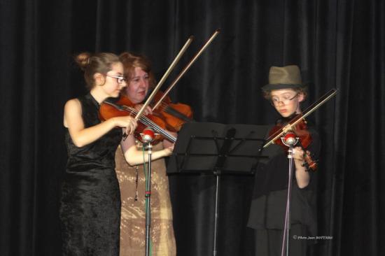 SCAPADES 2017 - violon concert