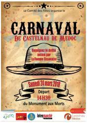 2018 affiche carnaval