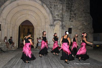 Flamenco à Moulis - 2019