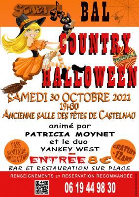 Affiche bal halloween copie 1