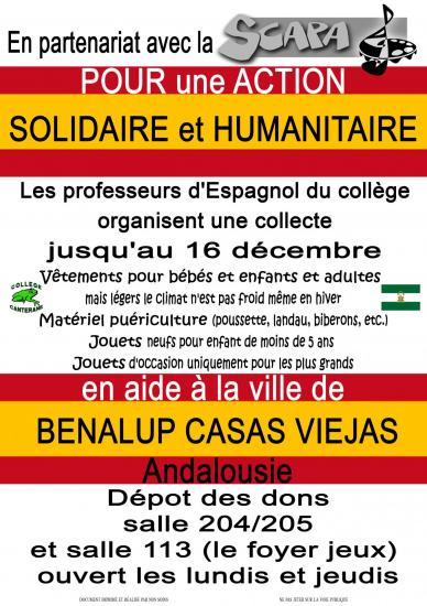 Affiche solidarite bilan