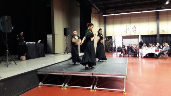 Flamenco taillan
