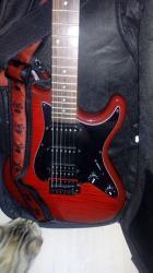 Guitare electrique de marque fernandes